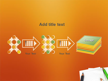 Notebook PowerPoint Template Slide 9