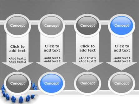 Circle PowerPoint Template Slide 18