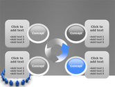 Circle PowerPoint Template#9