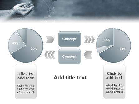 Water PowerPoint Template Slide 11