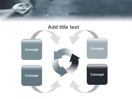 Water PowerPoint Template Slide 6