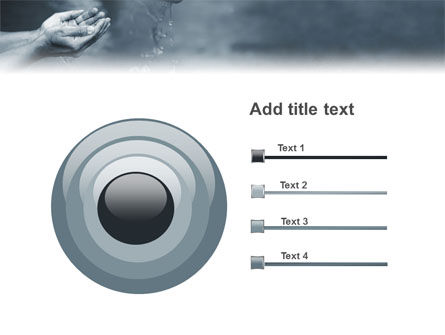 Water PowerPoint Template Slide 9