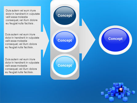 Structure PowerPoint Template Slide 11