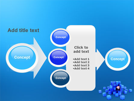 Structure PowerPoint Template Slide 17