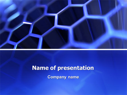 Technology and Science: Combs PowerPoint Template #02997