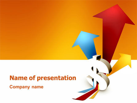 Rate of Exchange PowerPoint Template