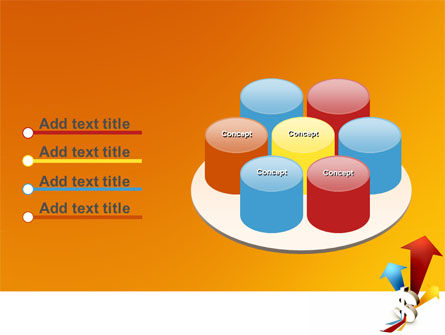 Rate of Exchange PowerPoint Template Slide 12
