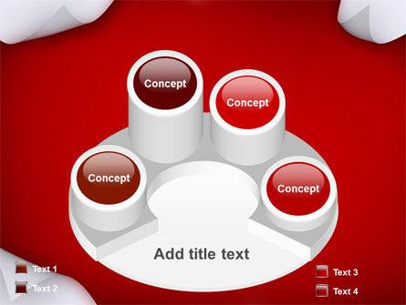 Paper PowerPoint Template Slide 12
