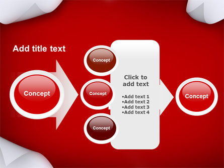 Paper PowerPoint Template Slide 17