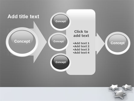Stars PowerPoint Template Slide 17