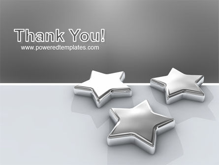 Stars PowerPoint Template Slide 20