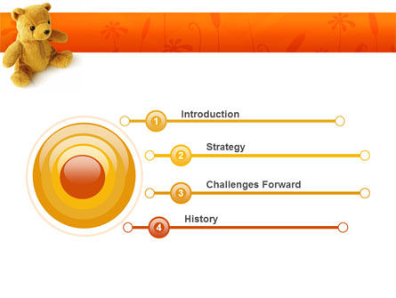 Toy PowerPoint Template Slide 3
