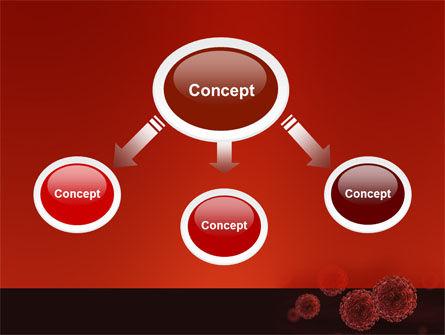 Red Corpuscles PowerPoint Template, Slide 4, 03014, Medical — PoweredTemplate.com