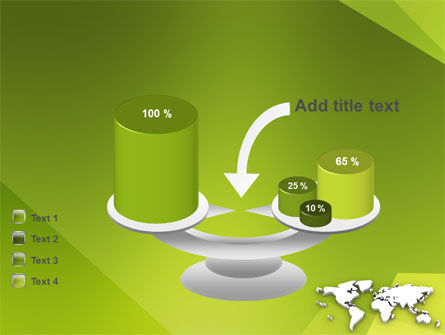 Whole World PowerPoint Template Slide 10