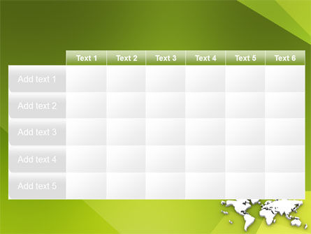 Whole World PowerPoint Template Slide 15