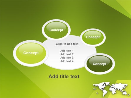 Whole World PowerPoint Template Slide 16