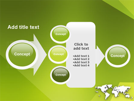 Whole World PowerPoint Template Slide 17