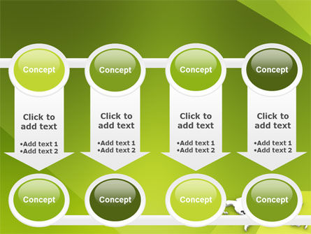 Whole World PowerPoint Template Slide 18
