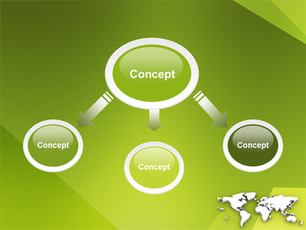 Whole World PowerPoint Template Slide 4
