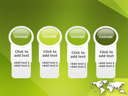 Whole World PowerPoint Template Slide 5