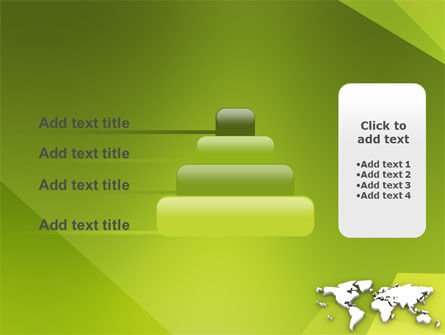 Whole World PowerPoint Template Slide 8
