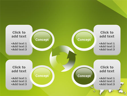 Whole World PowerPoint Template Slide 9