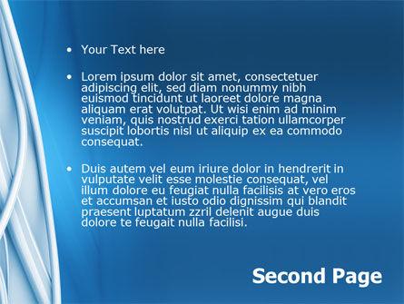 Art Design PowerPoint Template, Slide 2, 03016, Telecommunication — PoweredTemplate.com