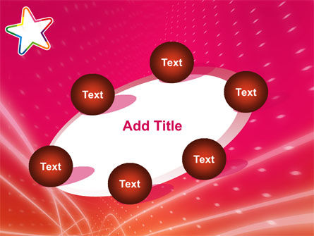 Disco Star PowerPoint Template Slide 14