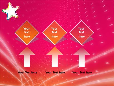 Disco Star PowerPoint Template Slide 5