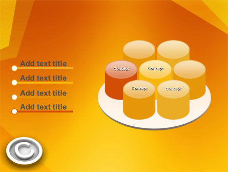 Copyright Sign PowerPoint Template Slide 12