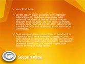 Copyright Sign PowerPoint Template#2