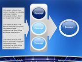 Stadium PowerPoint Template#11