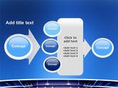 Stadium PowerPoint Template#17