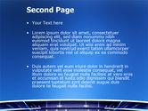 Stadium PowerPoint Template#2