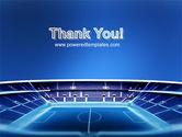 Stadium PowerPoint Template#20