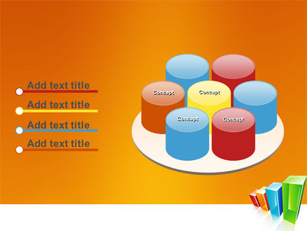 Rating Histogram PowerPoint Template Slide 12