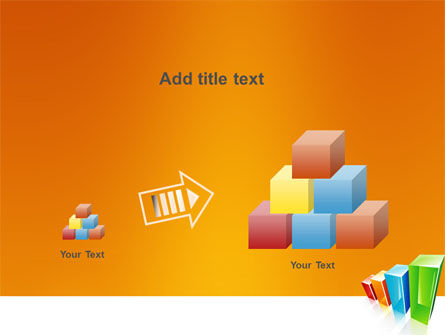 Rating Histogram PowerPoint Template Slide 13