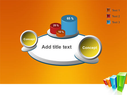 Rating Histogram PowerPoint Template Slide 6