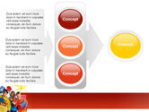 Painting PowerPoint Template#11