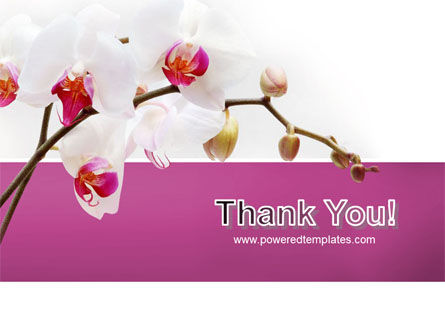 Bouquet Of Flowers PowerPoint Template Slide 20