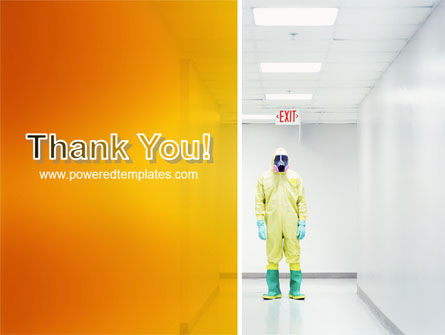 Chemical Contamination PowerPoint Template Slide 20
