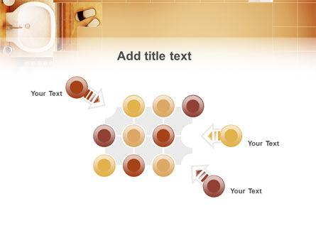 Bathroom PowerPoint Template Slide 10