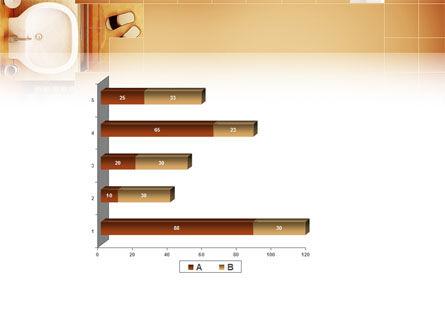 Bathroom PowerPoint Template Slide 11