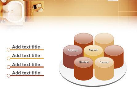 Bathroom PowerPoint Template Slide 12