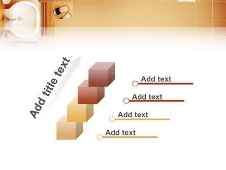 Bathroom PowerPoint Template Slide 14