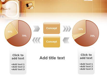 Bathroom PowerPoint Template Slide 16