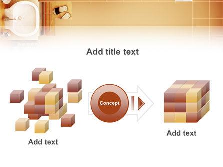 Bathroom PowerPoint Template Slide 17