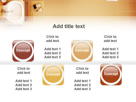 Bathroom PowerPoint Template Slide 18