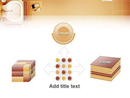 Bathroom PowerPoint Template Slide 19