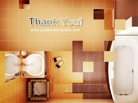 Bathroom PowerPoint Template Slide 20